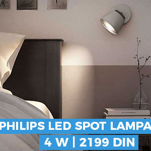 Philips LED Spot Lampa Akcija
