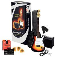 TENSON E-Guitars ST Player Pack F502.543 - Kliknite za detalje