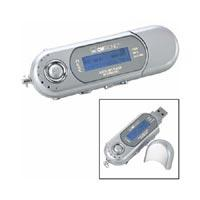 Clatronic MMS 678 - USB 2 - MP3 Player - 4 u 1 - 512 MB - Kliknite za detalje