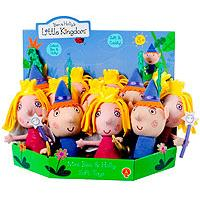Ben&Holly Little Kingdom - Pli�ane figure Ben&Holly GL0131 - Kliknite za detalje