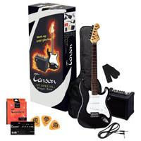 Tenson E-Guitars ST Player Pack F502.542 - Kliknite za detalje
