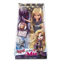 Bratz Lutka On The Mic Cloe 509776 - Kliknite za detalje