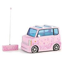 Bratz Pink Winter Dream Automobil 112518 - Kliknite za detalje