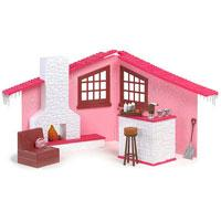 Bratz Pink Winter Dream Koliba 112549 - Kliknite za detalje