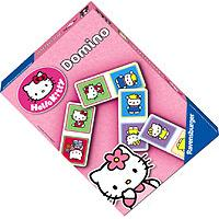Hello Kitty Domine Ravensburger 01-220052 - Kliknite za detalje