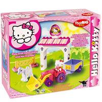 PlayBIG Kocke Hello Kitty Mini Farma 6080148 - Kliknite za detalje