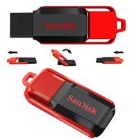 SanDisk Cruzer Switch USB Flash Memorija 32GB 66439 - Kliknite za detalje