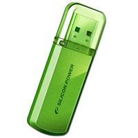 Silicon Power 16GB USB 2.0 Helios 101 Apple Green SP016GBUF2101V1N - Kliknite za detalje