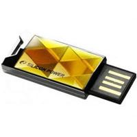 Silicon Power 16GB USB 2.0 Touch 850 Amber SP016GBUF2850V1A - Kliknite za detalje