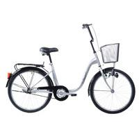 Bicikl CTB City Bike EVERY DAY 24HT srebrna 905221-16 - Kliknite za detalje