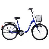 Bicikl CTB City Bike EVERY DAY 24HT plava 905222-16 - Kliknite za detalje