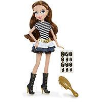 Bratz Lutka Totally Polished Meygan 518730 - Kliknite za detalje