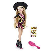Bratz Lutka Totally Polished Cloe 518730 - Kliknite za detalje