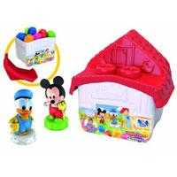 Clementoni Disney Happy Farm Soft Blocks - Mekane Kocke Clemmy 15619 - Kliknite za detalje
