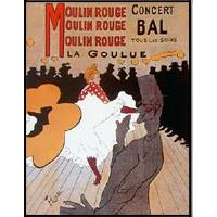 Moulin Rouge - Old Posters - 1212 - 40/50 HPLN