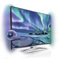 Philips LED TV 81 cm (32) Easy 3D DVB-T/C/S/S2 Ambilight Pixel Plus HD 32PFL5008K/12 - Kliknite za detalje