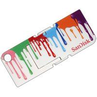 Sandisk Cruzer pop Paint USB flash memorija 16GB 66915 - Kliknite za detalje