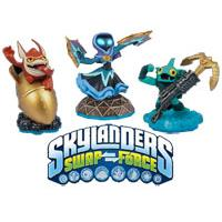 Skylanders Swap Force Tripple Pack C, Star Strike, Gill Grunt i Trigger Happy 84760EU - Kliknite za detalje