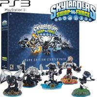 PS3 Skylanders SWAP Force Dark Edition Collectors Starter Pack 84830EG - Kliknite za detalje
