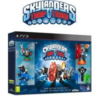 Skylanders Trap Team Starter Pack Sony PS3 Dark Edition 87026EG - Kliknite za detalje