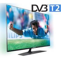 Smart LED televizor 55 inča Philips Ultra HD TV DVB-T2 55PUS7809/12 - Kliknite za detalje