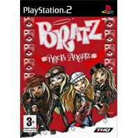 Igrica za Sony Playstation 2 PS2 Bratz Rock Angelz - Kliknite za detalje