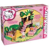 Unico plus kocke Hello Kitty Safari 886552 - Kliknite za detalje