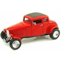 Autić 1:18 MotorMax 1932 Ford Five Window Coupe 225459-2 - Kliknite za detalje