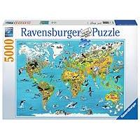 Ravensburger puzzle Fascination Earth 5000 delova 01-174287 - Kliknite za detalje