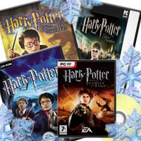 PC Harry Potter 3 igre plus Poklon Goblet of Fire - Kliknite za detalje