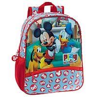Disney Dečiji ranac 33cm Mickey Play All Day - Kliknite za detalje