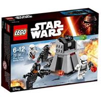 Lego kocke Star Wars First Order Battle Pack LE75132 - Kliknite za detalje