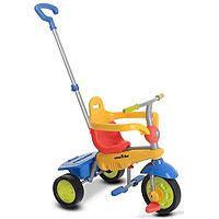 Smart Trike Tricikl 3u1 Breeze Multicolor - Kliknite za detalje
