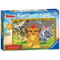 Ravensburger puzzle Dečije puzle - 35 - Disney - Disney Junior - The Lion Guard   35 delova RA08783 - Kliknite za detalje