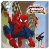 Party salvete Spiderman PS85154