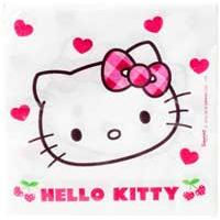 Party salvete Hello Kitty PS81794