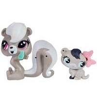 Hasbro Littlest Pet Shop figure Pepper Clark i Dawn Ferris A7313 - Kliknite za detalje