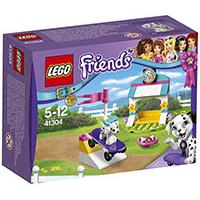 LEGO Friends kocke Puppy Treats and Tricks – Štenci: Trikovi 45 delova 41304 - Kliknite za detalje
