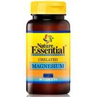 Nature Essential Helirani magnezijum 300 mg 50 tableta