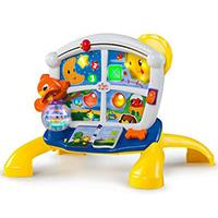 KIDS II Sto za igru - Lights, Lights Baby Learn and Giggle Activity Station - Kliknite za detalje