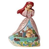 Jim Shore Kolekcionarska Disney figurica Ariel Sanctuary by the Sea 4045241 - Kliknite za detalje