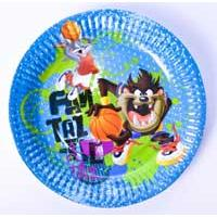 Party tanjirići Looney Tunes 6 kom. 310724