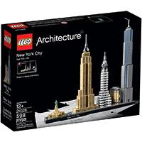 LEGO kocke architecture - New York City 21028 - Kliknite za detalje