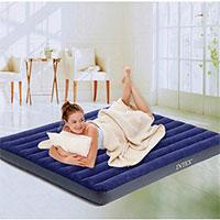 Krevet Na Naduvavanje Intex 68755 - 203cmx183cmx22cm - Classic Downy Bed King Size