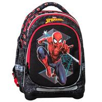 Play Školski ranac Smart Light - Spider-Man, Black