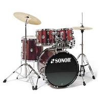 Sonor Force507 Stage Wine Red 22in - Set Bubnjeva - Kliknite za detalje