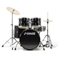 Sonor Force507 Stage Black 22in - Set Bubnjeva - Kliknite za detalje