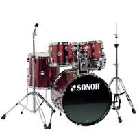 Sonor Force507 Studio Wine Red 20in - Set Bubnjeva - Kliknite za detalje