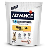 Advance Hrana za pse - Sensitive Mini - pakovanje 0.8kg - Kliknite za detalje