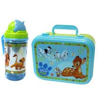 Disney Set za užinu Animal Friends - kutija i termos SR31322+SR31372 - Kliknite za detalje